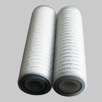 YTTXW Series— Carbon Fiber Pleated Filter Cartridge